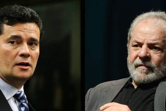 Celso de Mello deve decidir destino de Lula e Sergio Moro