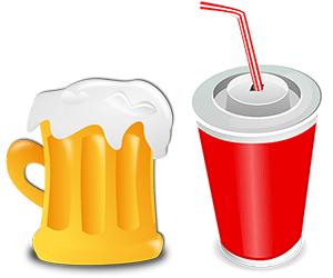 Sucos e bebidas Marataízes peça pelo app