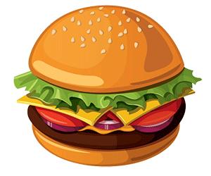 Hambúrguer Marataízes