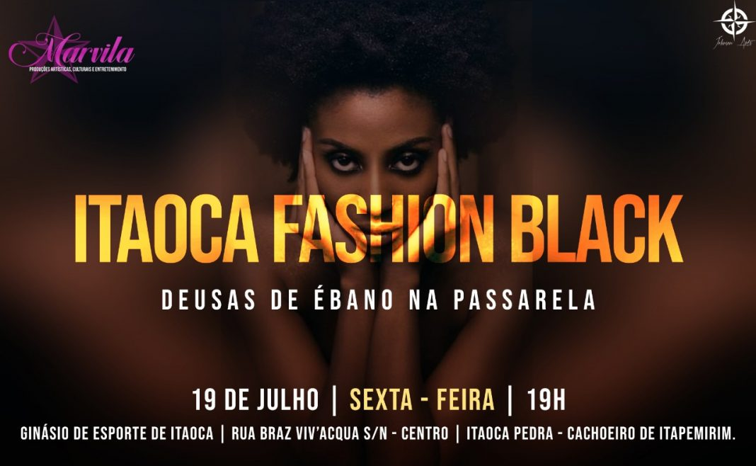 Itaóca Pedra em Cachoeiro terá Fashion Black