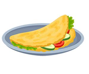 Omelete Marataízes