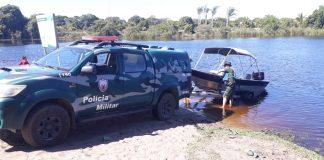 Pesca Clandestina na Lagoa Guanandy: polícia apreende 20 quilos de peixe