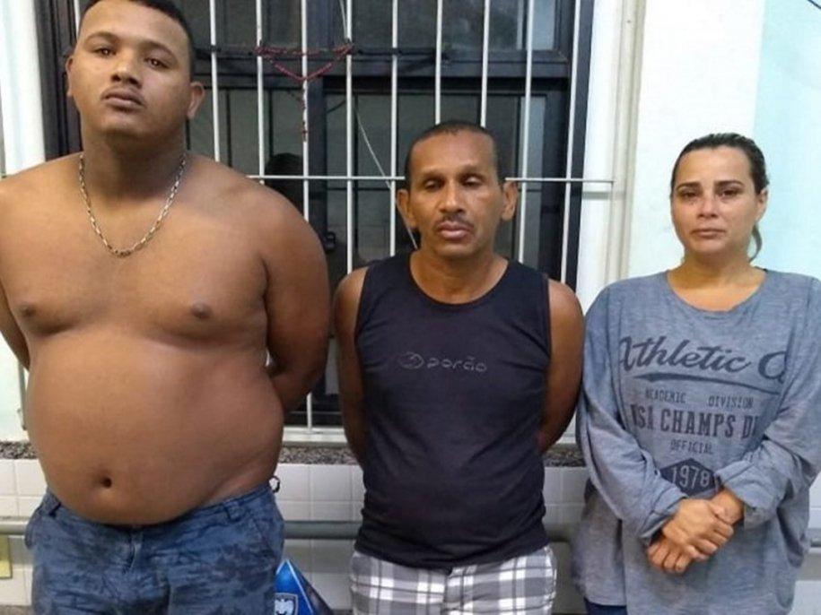 Trio é preso por aplicar golpes contra idosos e deficientes físicos no sul do ES