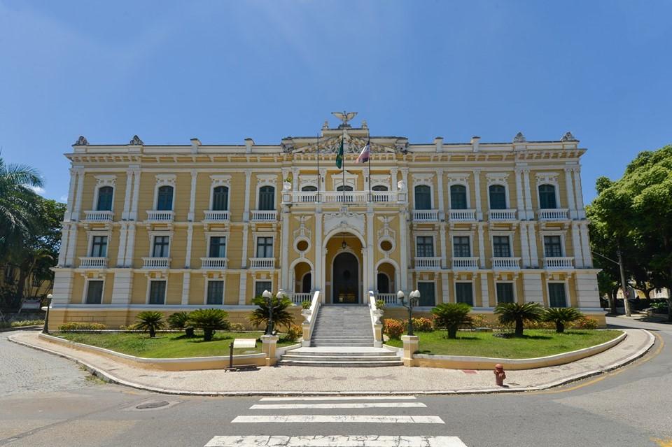 Palácio Anchieta em Vitória-ES