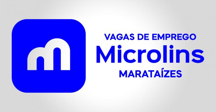 Microlins Marataízes contrata para início imediato
