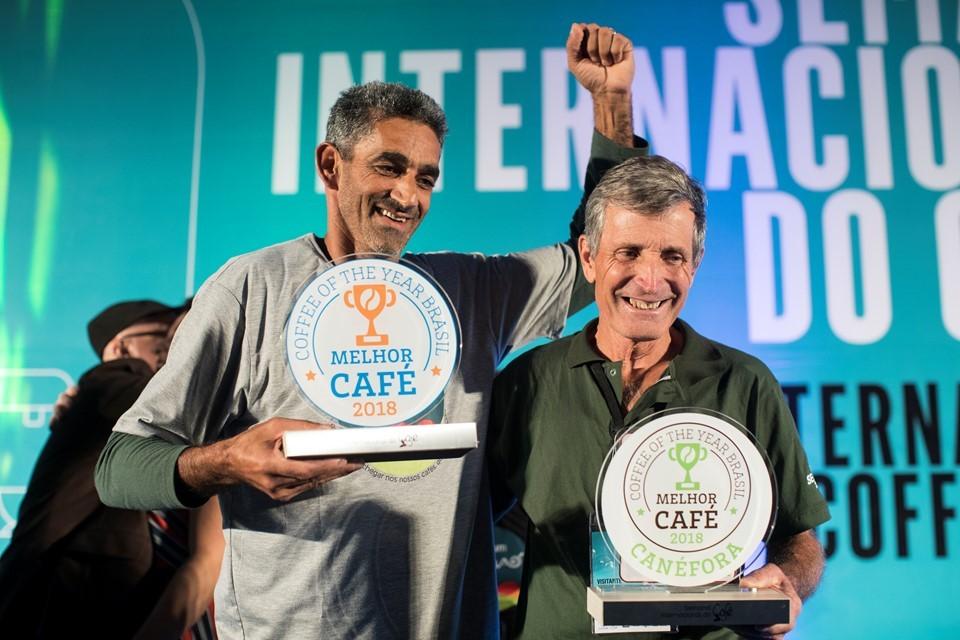 Cafeicultores capixabas participam da Semana Internacional do Café 2019
