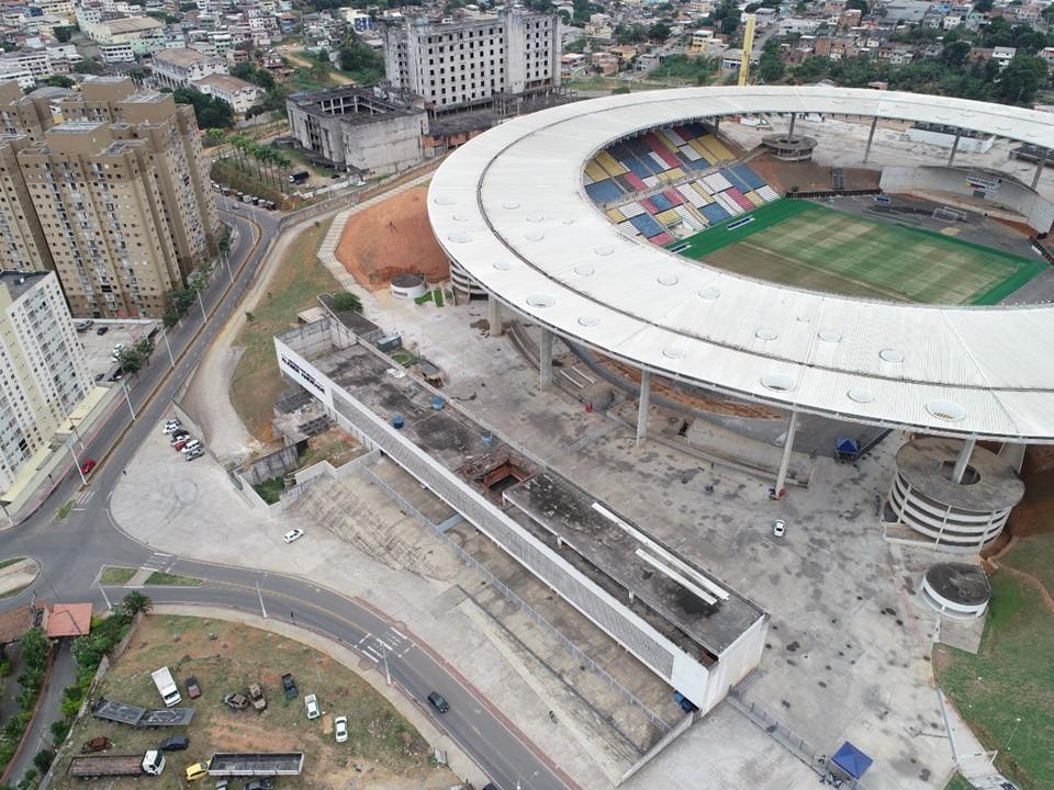 Ingressos para a Copa do Mundo Sub-17 já estão à venda no Estádio Kleber Andrade