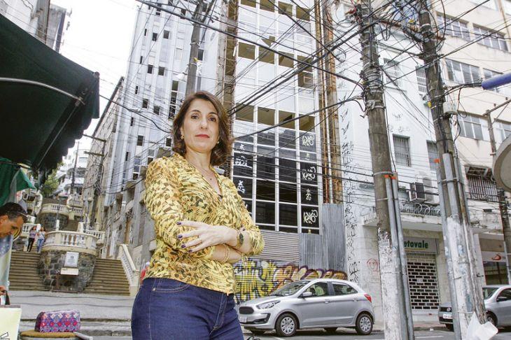 Governo do ES coloca prédio à venda no Centro de Vitória