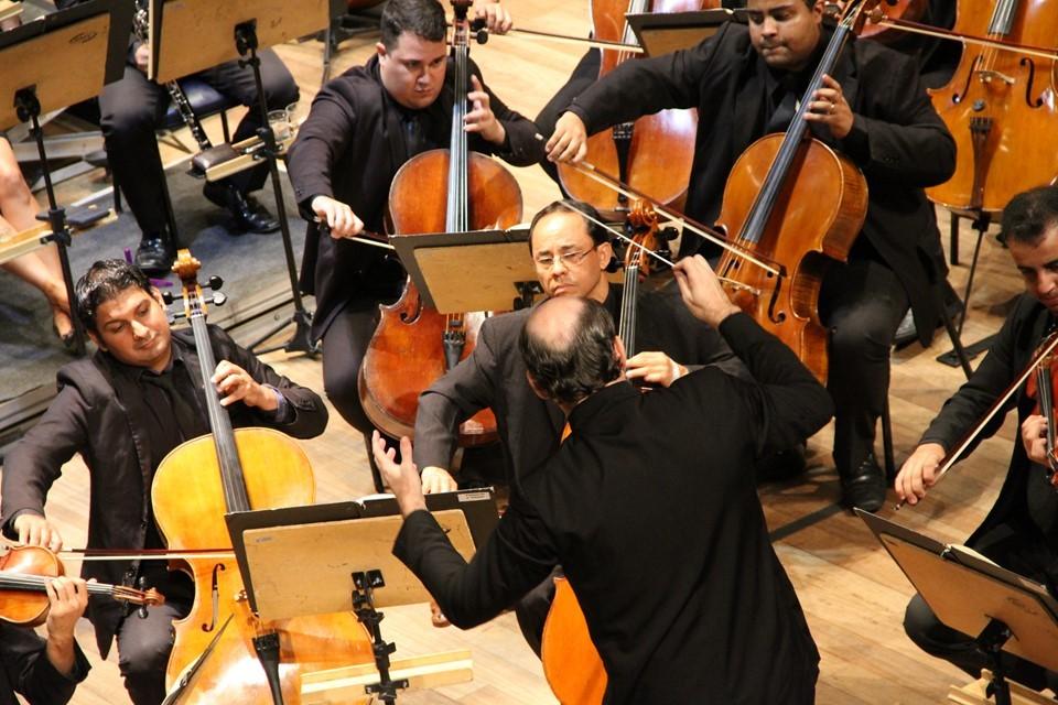Orquestra Sinfônica do ES apresenta a 9ª Sinfonia de Beethoven