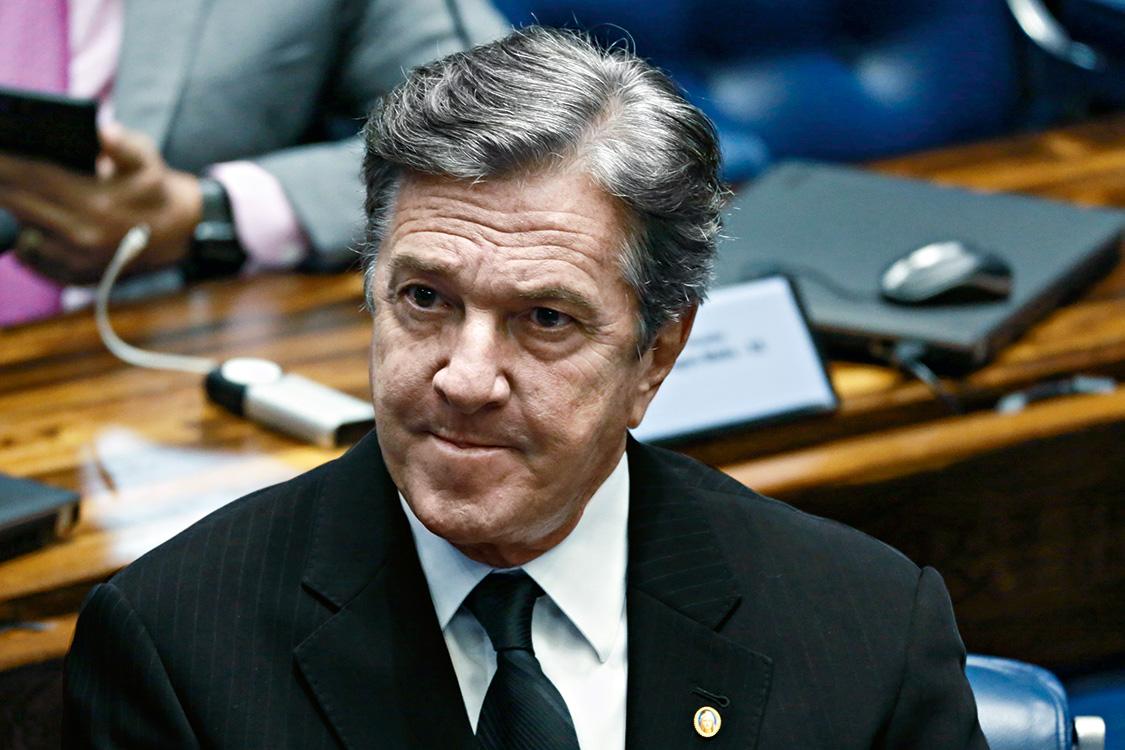 Collor critica Bolsonaro e diz que Governo não vai dar certo