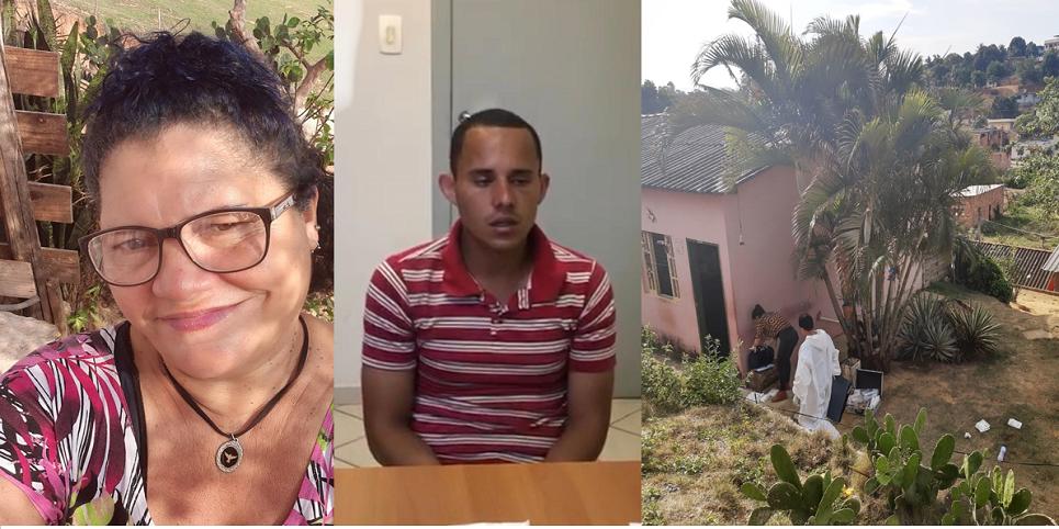 Crime Macabro em Piúma. Mãe é assassinada pelo próprio filho