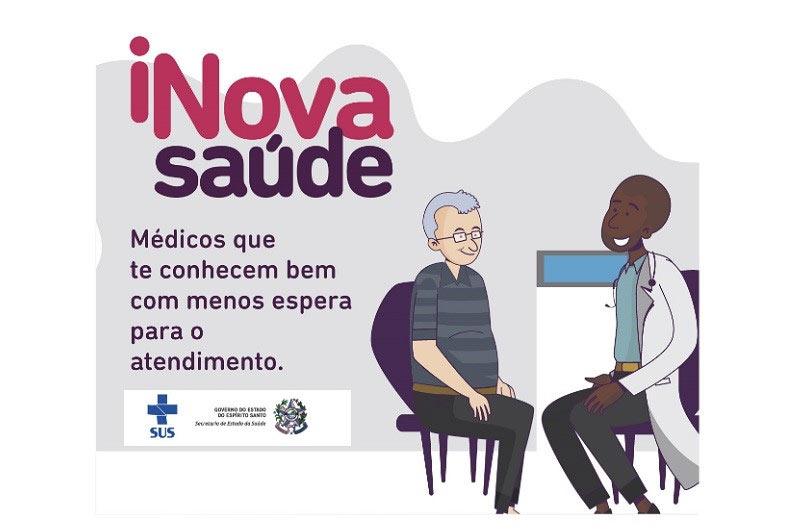 iNova Saúde: uma revolução na saúde do capixaba