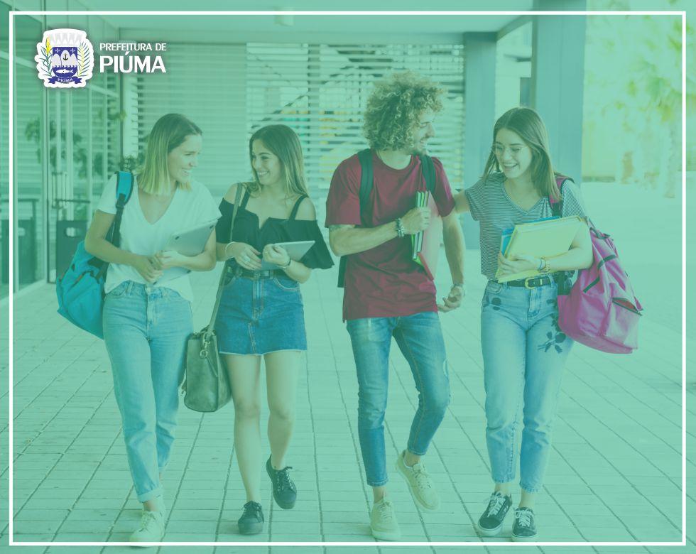 Piúma divulga calendário para remanejamento de turno, transferência escolar, matrículas novas e rematrículas para 2020